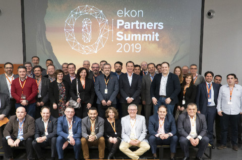 Asistentes al Partner Summit de ekon.