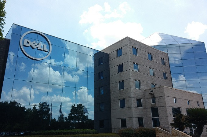 Instalaciones de Dell.
