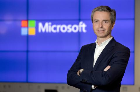 Emilio Iturmendi, director de pymes de Microsoft en España.
