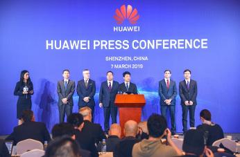 Huawei responde y demanda al gobierno de EE UU por restricciones en las ventas de sus soluciones.