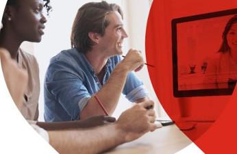 Experiencias inteligentes en pequeñas salas de reuniones.