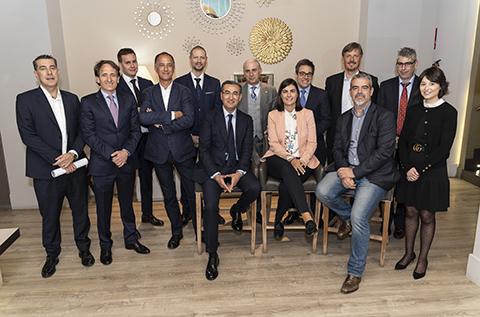 Asistentes a la comida Ranking del Canal TIC en España 2019