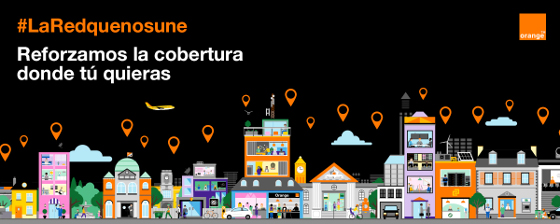 Orange ampliará la cobertura 4G de la zona de España elegida por los clientes