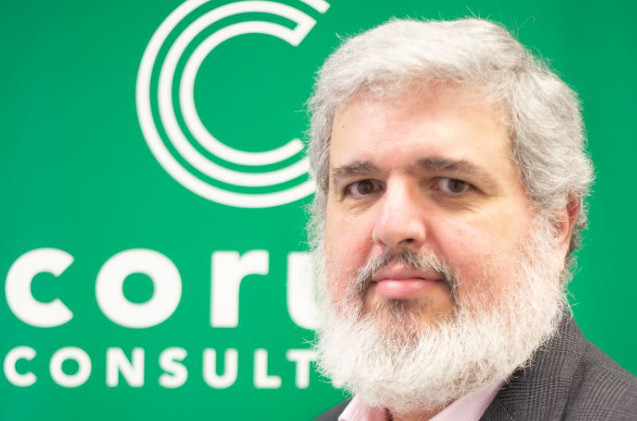 Pablo Almunia, nuevo director general de Corus Consulting