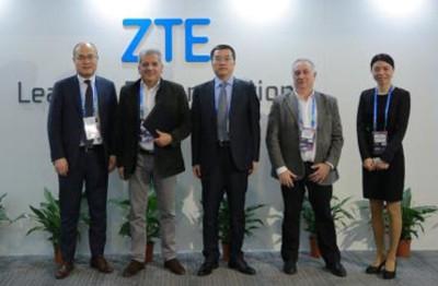 ZTE y Netgem ayudan a los operadores de fibra europeos en la transición a la banda ultra ancha.