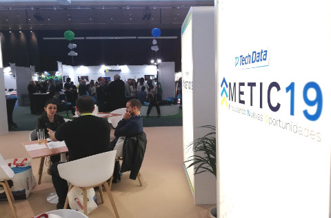Asistentes al Metic 2019 de Tech Data.