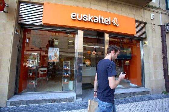 Euskaltel se incorpora al Índice IBEX Medium Cap