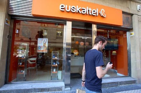 Euskaltel se incorpora al Índice IBEX Medium Cap.
