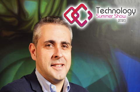 Jordi Carbó, director general de Technology Information Show Ibiza 2020