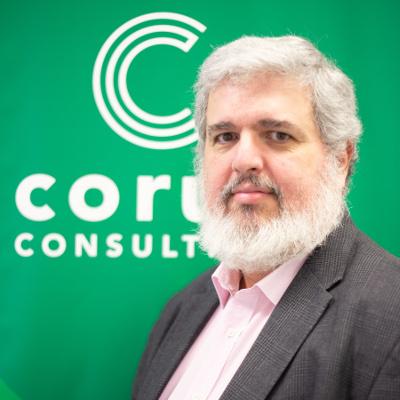 Pablo Almunia, nuevo director general de Corus Consulting.