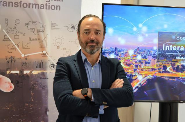 Carlos Alonso, CEO de Ciber Experis