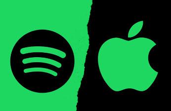 Apple responde a Spotify