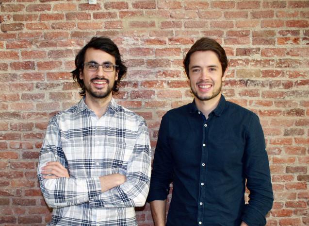 Los fundadores de Cobee