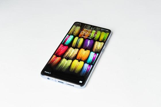 Huawei P30.