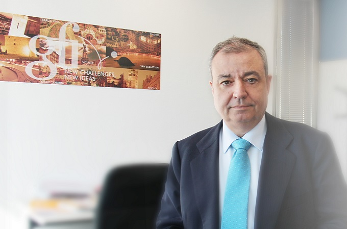 Carlos Muñoz, VP Executive Iberia & Latam del Grupo Gfi