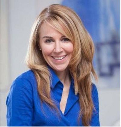 Kelly Leonard, directora comercial de Verizon Media en España.