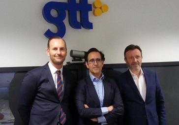 Equipo de GTT Europa.