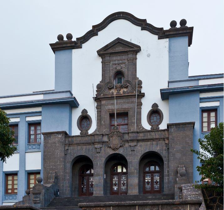 Universidad La Laguna, Tenerife.