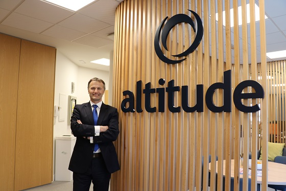Julio Pérez, vicepresidente ejecutivo para el Sur de Europa de Altitude Software.