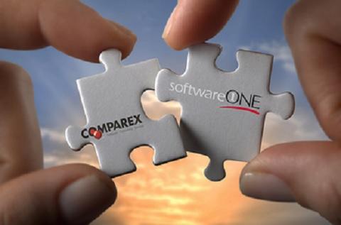 Comparex cambia su marca por SoftwareONE