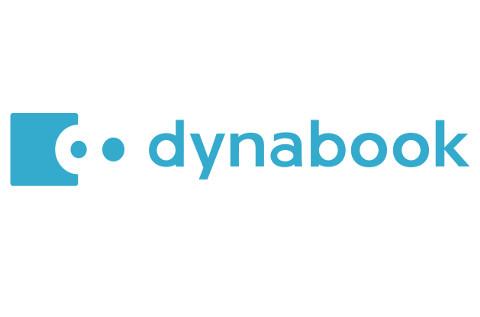 Logo de Dynabook, que es como pasan a llamarse los portátiles de Toshiba.