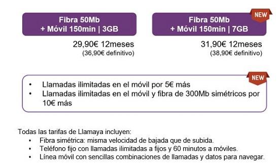 Nuevas ofertas de Llamaya