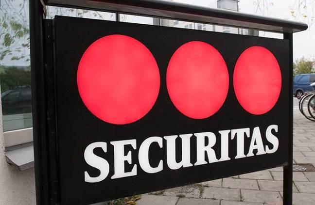 Instalaciones de Securitas.