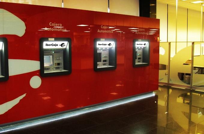 Fujitsu renueva la red de cajeros de Ibercaja