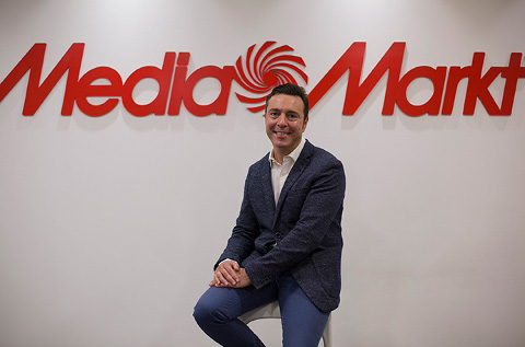 Alberto Álvarez, CEO de MediaMarkt Iberia.