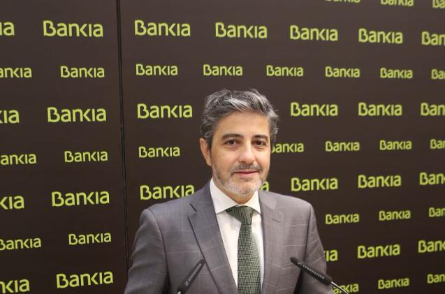 Rafael Fernandez, CDO de Bankia.