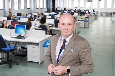Carlos Montes, Director General de BPO en Ayesa