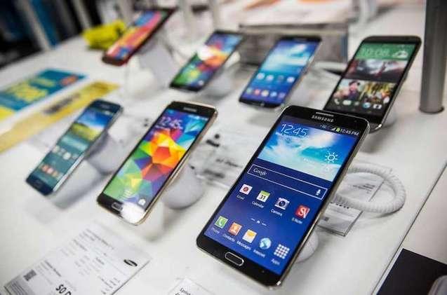 Covid-19 contagia el mercado mundial de smartphones.