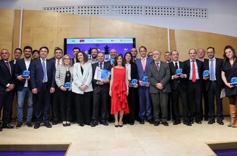 Premios logística CEL 2019.