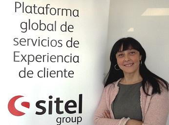 Encarna Calvo, nueva Directora de Desarrollo de Talento en Sitel España