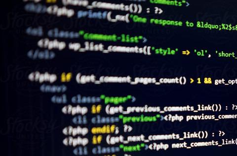 Líneas de código PHP.