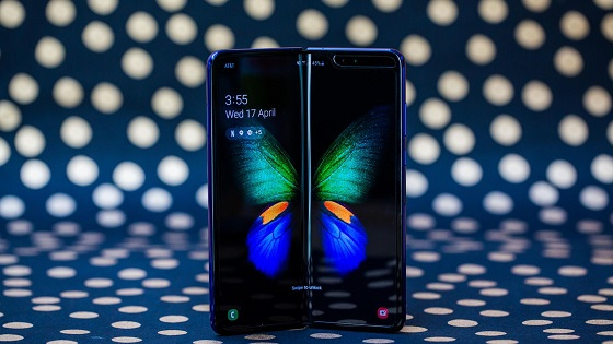 El Samsung Galaxy Fold llegará a España a mediados de octubre.