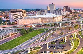 Memphis y Forsyth eligen la infraestructura de Extreme Networks para optimizar sus servicios
