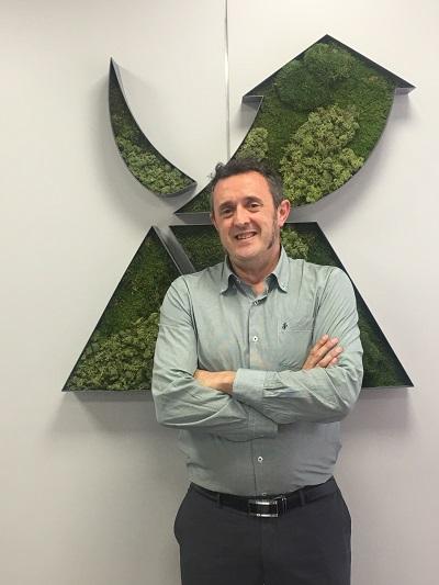 Fran Fernández López, responsable de la Unidad de Negocio de Seguridad en Exclusive Networks Iberia