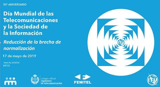 COIT y FENITEL celebran el 50º aniversario del Día Mundial de las Telecomunicaciones y la Sociedad de la Información