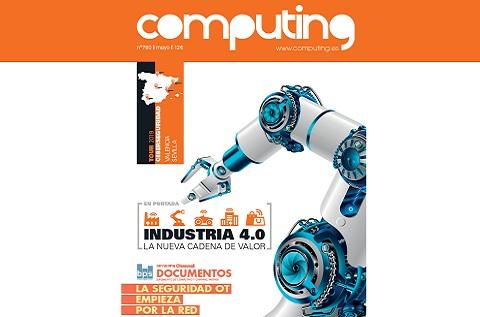 Número De Mayo De Computing El Modelo De Industria 40 Se