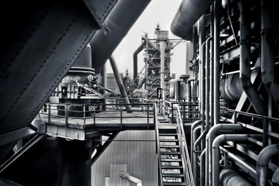 Entorno industrial.
