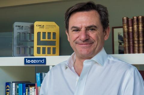 José Manuel Arnáiz, CEO de Loozend.