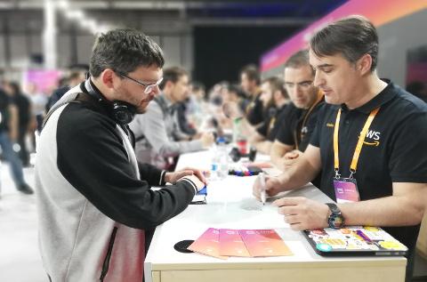 El AWS Summit 2019 reunió en Madrid a 6.000 profesionales.
