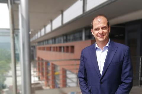 Miguel Álava, director de AWS Iberia.
