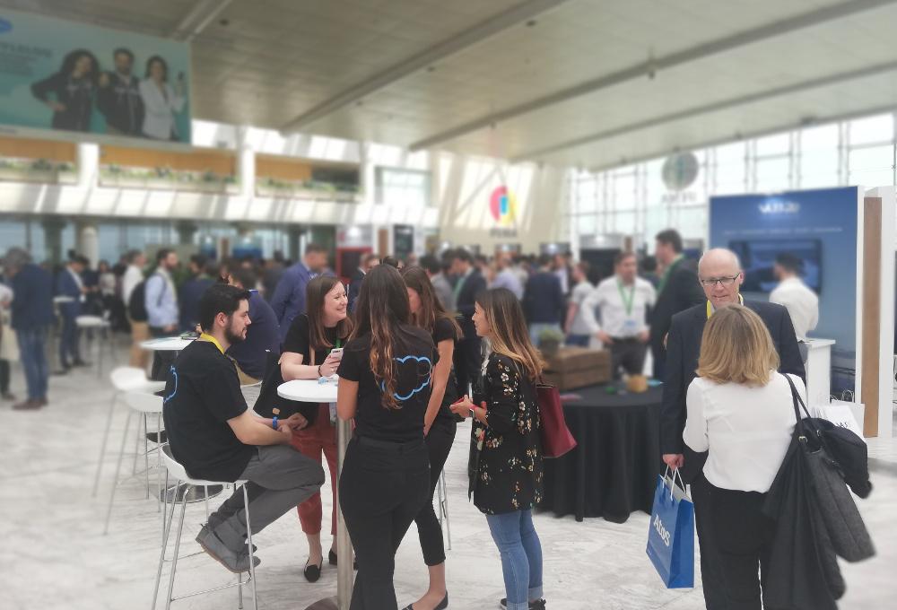 Salesforce Basecamp 2019 de Madrid.