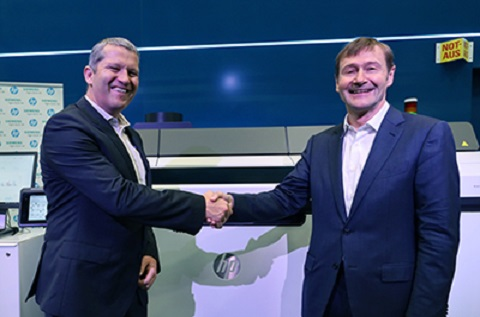 HP y Siemens profundizan en la alianza de fabricación aditiva para avanzar en la era digital