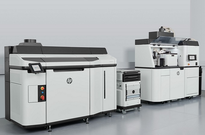 HP Jet Fusion Serie 5200