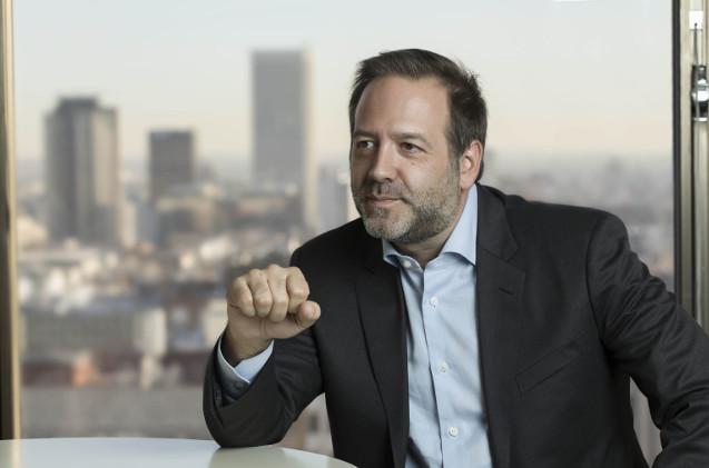 Ignacio Villalgordo, Director Deneral de Netapp