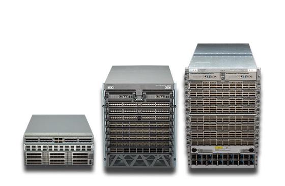 Plataformas universales 400G para redes en la nube.