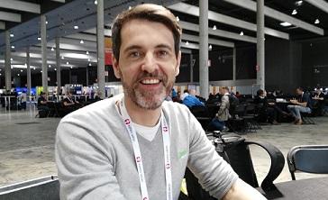 Juan Luis Buenosvinos, arquitecto de soluciones de Red Hat Iberia.